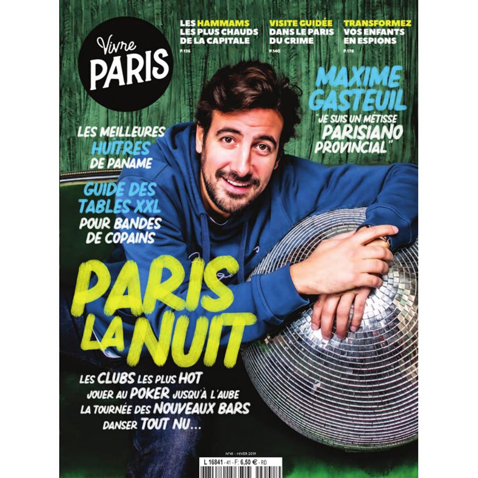 VIVRE PARIS 41-1